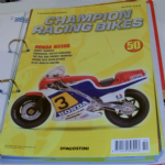 DeAGOSTINI CHAMPION RACING BIKES Issue 50 Magazine HONDA NS500